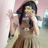 Rilakkuma Bear Cute Dress RB3810 - KAWAII COLLECTIONS