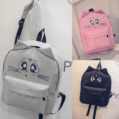 Sailor Moon Cat Backpack SM1272 [3 Colors Available]