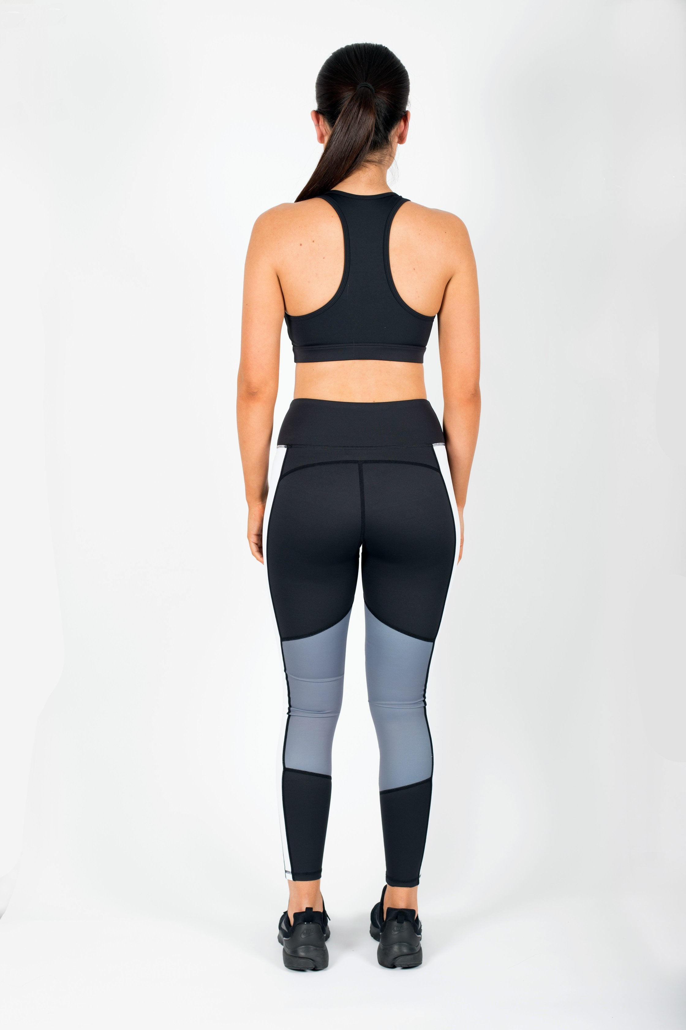 Power Panel 7/8 Leggings