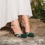 PALOMA FOREST GREEN