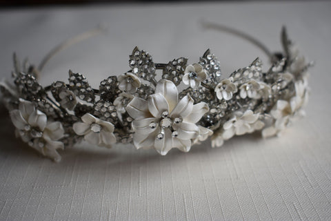 Bewitched Crystal Crown