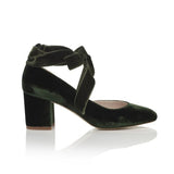 HETTY MID FOREST GREEN