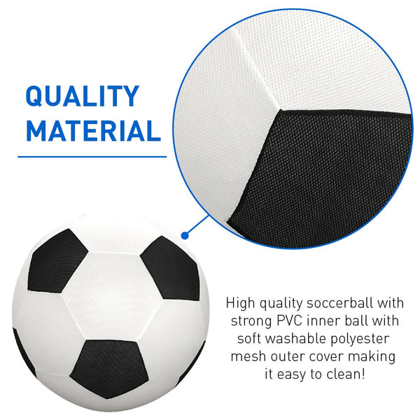 40 Inch Huge Ball - Inflatable Giant Soccer Ball