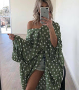 Bagira Sorrento Kaftan Maxi Dress - MW Boutique