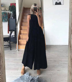 Juniper Jumpsuit - Black - MW Boutique