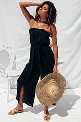 Blake Jumpsuit - Black - MW Boutique