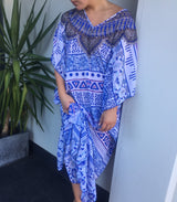 Meet Me in Cincinnati Kaftan - MW Boutique