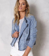 Call Me Maybe Denim Jacket - MW Boutique