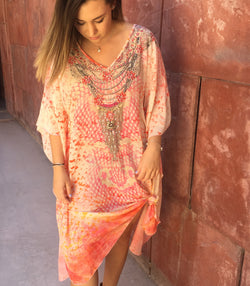Inoa Kaftan Dress - MW Boutique