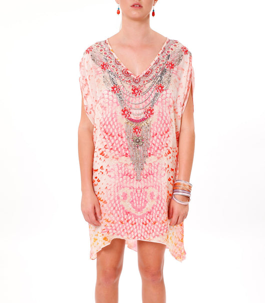 Inoa Kaftan Top - MW Boutique