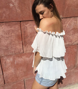 My Fair Lady Top - MW Boutique