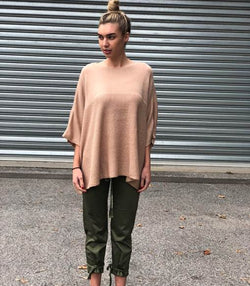 Bagira Oatmeal Knit - MW Boutique