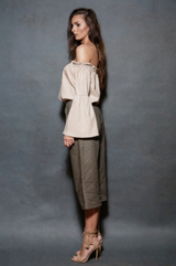 Linen Top - MW Boutique