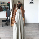 Juniper Jumpsuit - Sand - MW Boutique