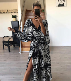Palm Jumpsuit - MW Boutique