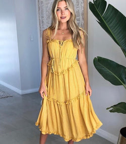 Harlow Dress - MW Boutique
