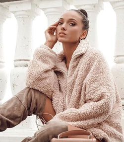Sheepish Coat - MW Boutique