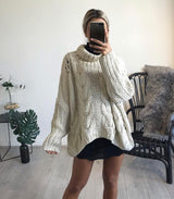 Chunky Cable Knit - MW Boutique