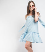 Sahara Linen Dress - MW Boutique