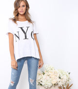 NYC Tee - MW Boutique