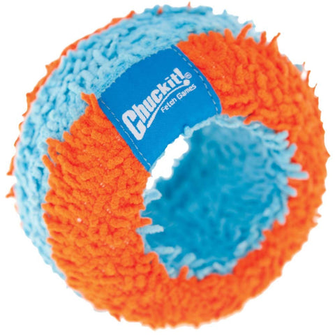 Chuckit Indoor Donut Dog Toy