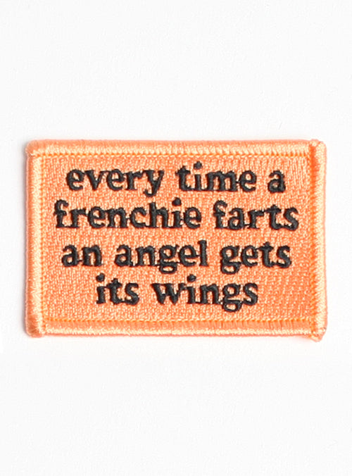 FRENCHIE FARTS PATCH