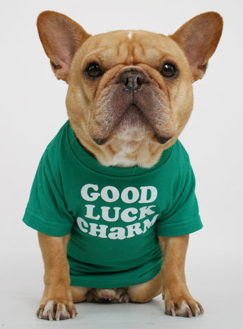 Good Luck Charm Dog Tee