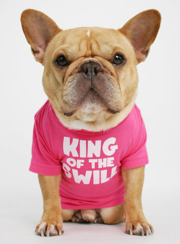 King Of The Swill Dog Tee