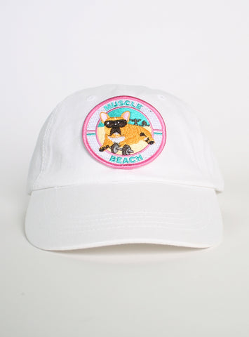 MUSCLE BEACH HAT