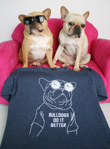 Bulldogs Do It Better Tee