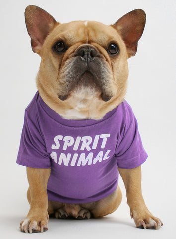 Spirit Animal Dog Tee