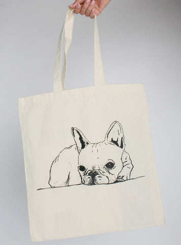 Sleepy Weeon Tote Bag