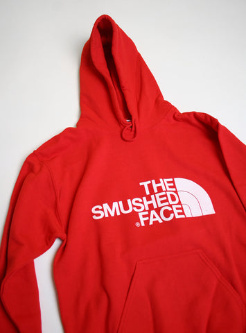 The Smushed Face Hoodie