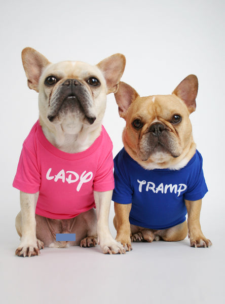 Tramp Dog Tee