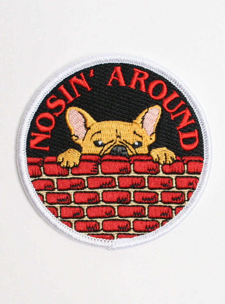 NOSIN' AROUND PATCH