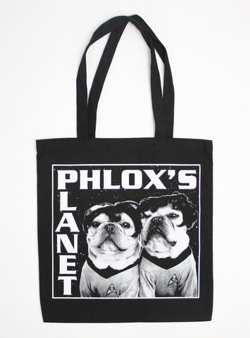 PHLOX'S PLANET TOTE BAG