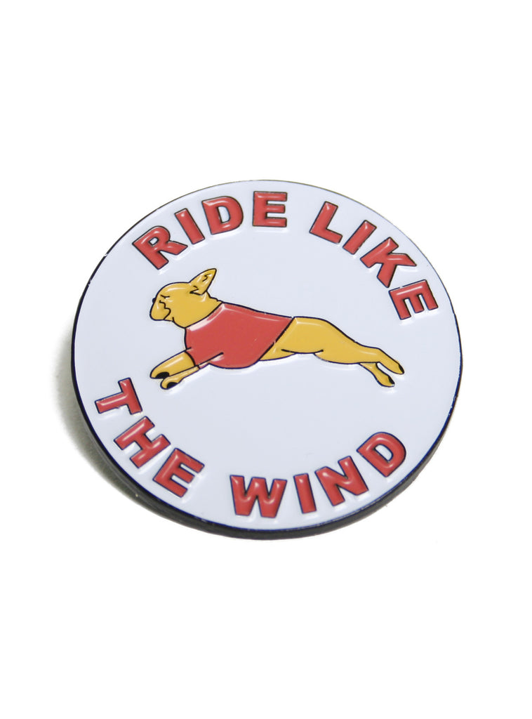 RIDE LIKE THE WIND PIN