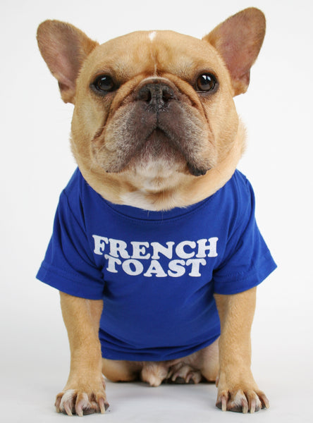French Toast Dog Tee