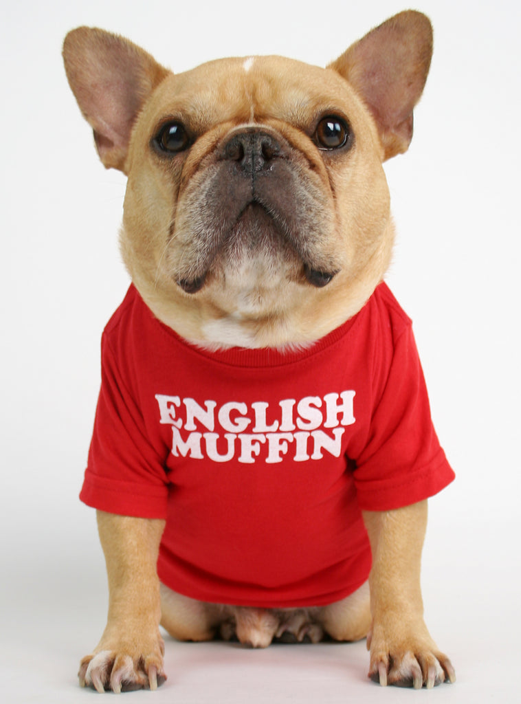 English Muffin Dog Tee