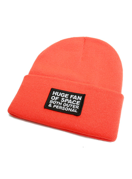SPACE FAN BEANIE