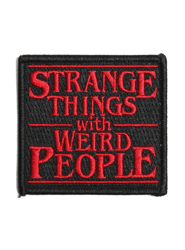 STRANGE THINGS PATCH
