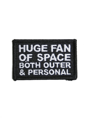 SPACE FAN PATCH
