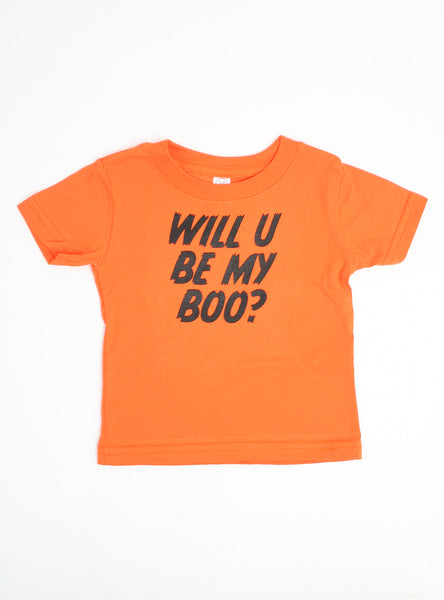 Will You Be My Boo? Dog Tee