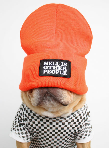 Hell Is Other People Beanie