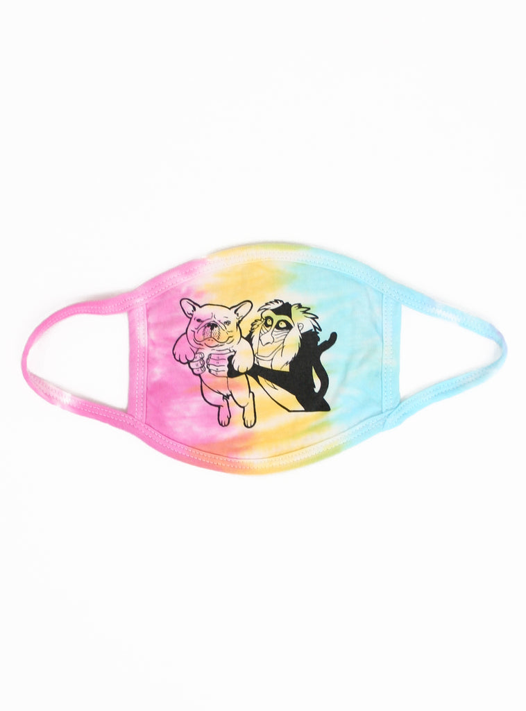 Lion King Ear Loop Mask