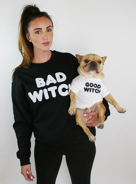 BAD WITCH PULLOVER