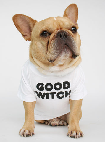 GOOD WITCH DOG TEE