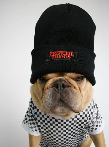 Frenchie Things Beanie