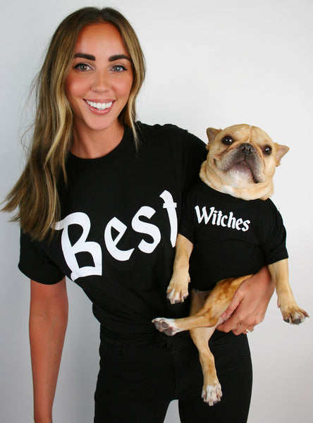 Best Witches Matching T-Shirt Set