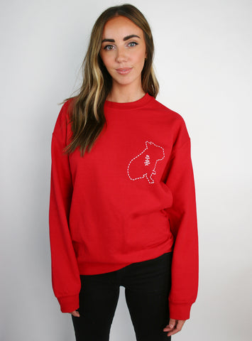My Heart Pullover